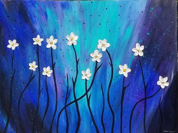 Painting - Dark Willow  by Jennah Lenae