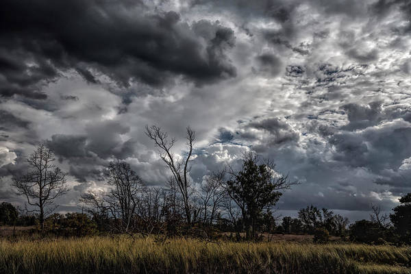 Photograph - Darkened Skies by John M Bailey