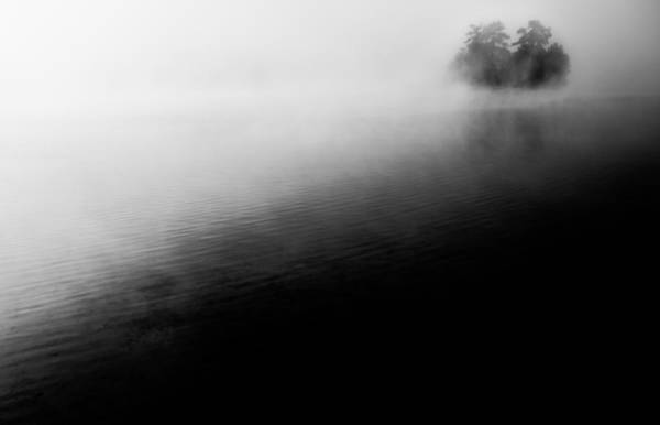 Photograph - Darkness And Light by Parker Cunningham