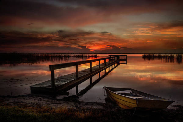 Photograph - Darkness Falls After The Rain by Debra and Dave Vanderlaan