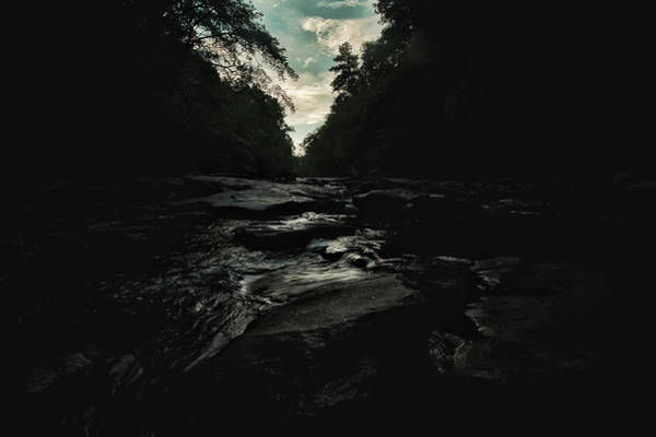 Photograph - Darkness Falls by Mike Dunn