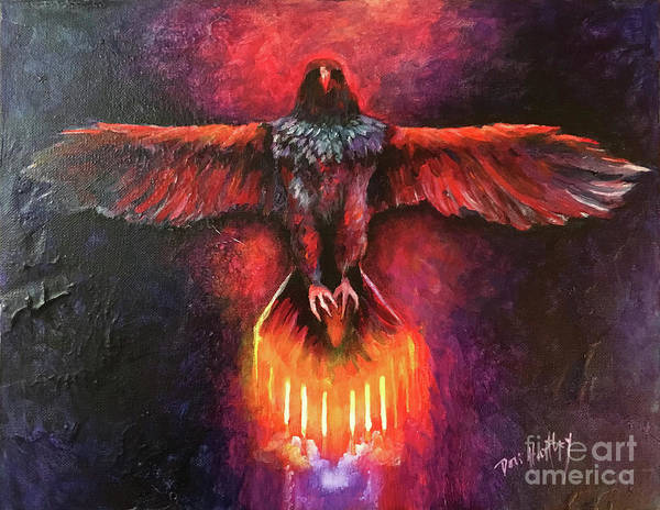 Wall Art - Painting - Darshan by Dori Hartley