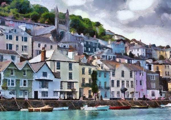 Digital Art - Dartmouth Devon by Charmaine Zoe
