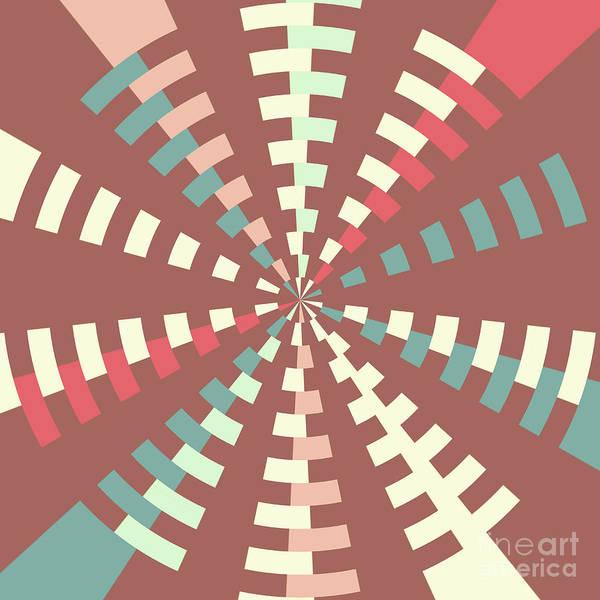 Fall Colors Digital Art - Dashed Vortex by Gaspar Avila
