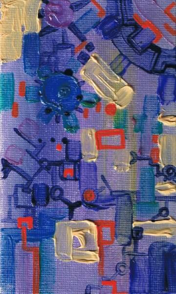 Painting - Dashpotted Dilemma by Regina Valluzzi