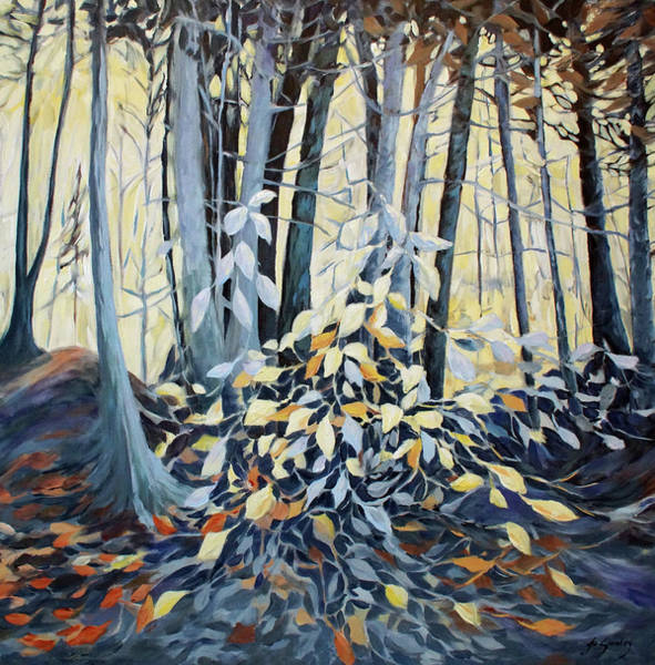 Painting - Natures Dance by Joanne Smoley