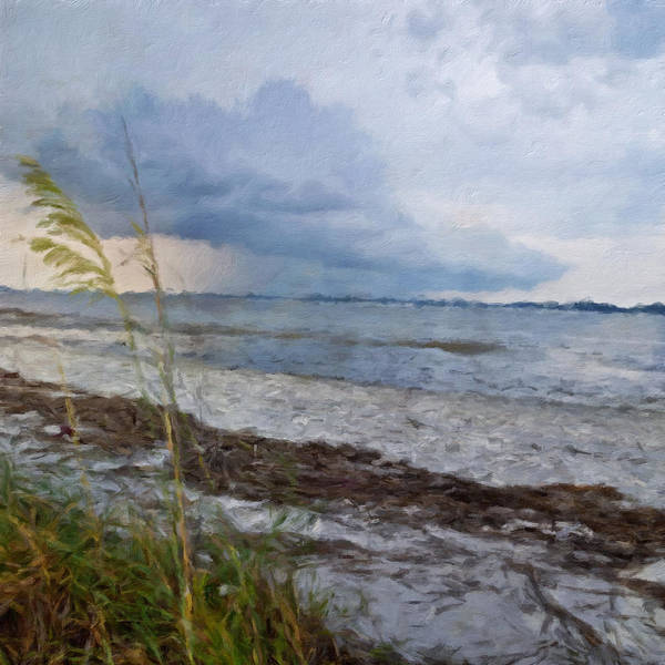 Daufuskie Island Wall Art - Photograph - Daufuskie Island Beach by James Keller