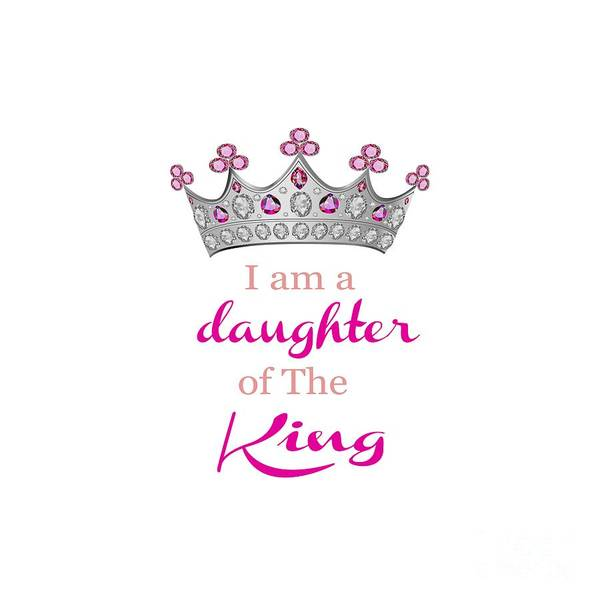 Proverb Photograph - Daughter Of The King by Beverly Guilliams