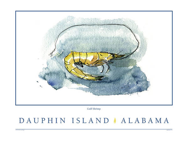 Digital Art - Dauphin Island, Alabama by Paul Gaj