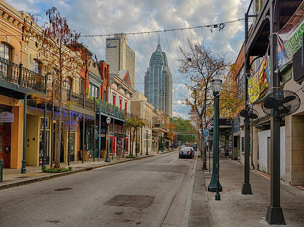 Photograph - Dauphin Street View by Brad Boland