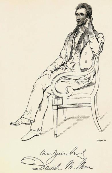 David Macbeth Moir, 1798 - 1851 Art Print