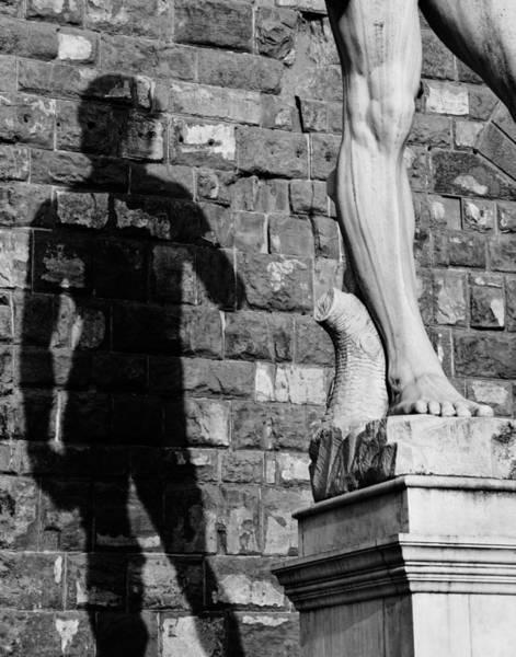 Photograph - David by Mick Burkey