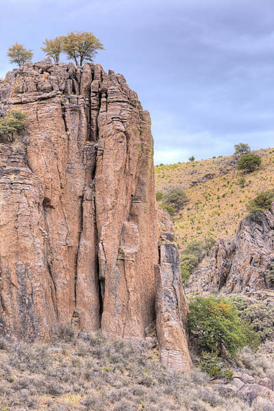 Wall Art - Photograph - Davis Mountains State Park by JC Findley