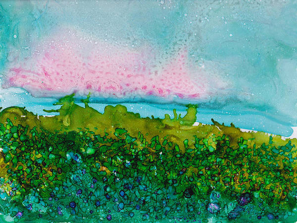 Painting - Dawn by Angela Treat Lyon