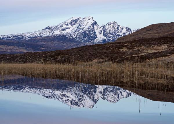 Photograph - Dawn At Blaven by Stephen Taylor