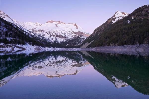 Photograph - Dawn At Lac D'oredon by Stephen Taylor
