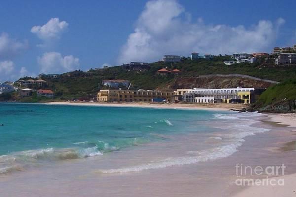 St. Maarten Photograph - Dawn Beach by Debbi Granruth