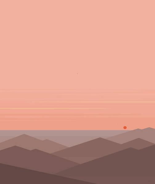 Digital Art - Dawn Breaks by Val Arie