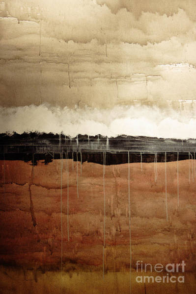 Merge Painting - Dawn by Brian Drake - Printscapes