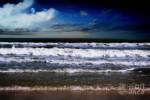 Dawn Of A New Day Seascape C2 Art Print