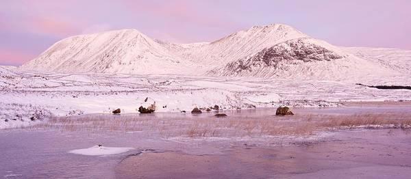 Photograph - Dawn On Rannoch Moor by Stephen Taylor