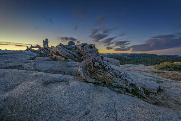 Photograph - Dawn On Sentinel by Rick Berk