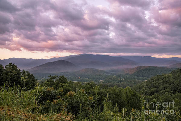Photograph - Dawn On The Foothills Parkway by Jemmy Archer