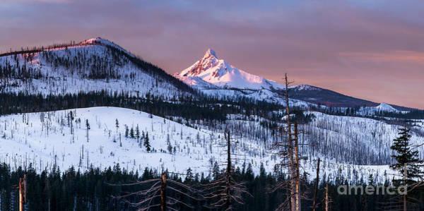 Wall Art - Photograph - Dawn Over Mount Washington by Twenty Two North Photography