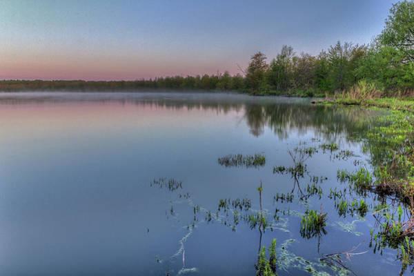 Dawn Over North Bay Art Print