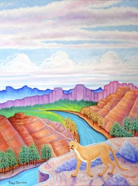 Painting - Dawn Patrol by Tracy Dennison