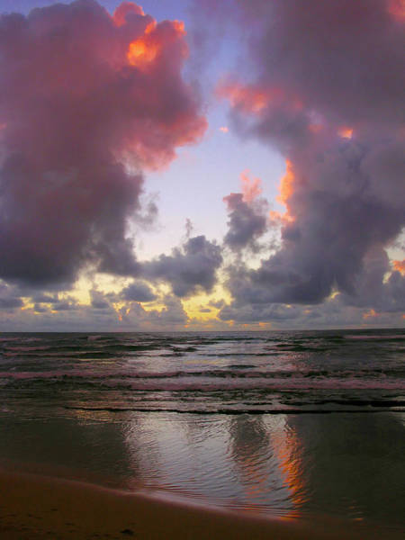 Wall Art - Photograph - Dawn Reflections - Kauai by Stephen  Vecchiotti