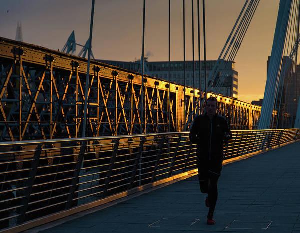 Photograph - Dawn Run by Alex Lapidus