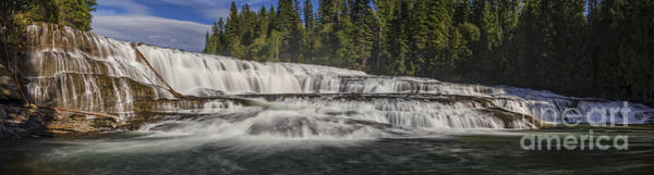 Photograph - Dawson Falls by Carrie Cole