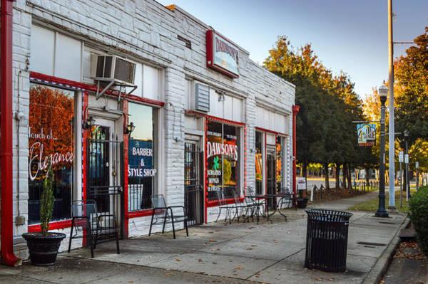 Photograph - Dawson's Burgers In Birmingham Alabama by Michael Thomas