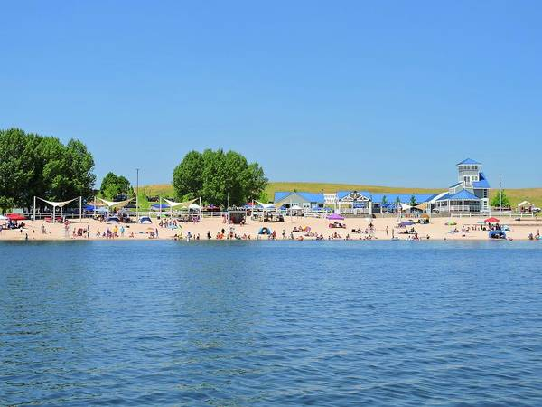 Arapahoe County Wall Art - Photograph - Day At The Beach by Connor Beekman