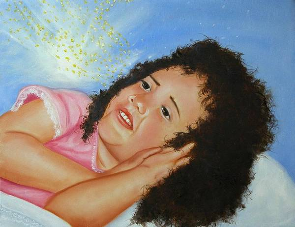 Painting - Day Dreamer by Joni McPherson