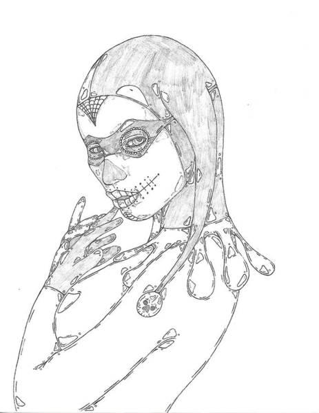 Harley Davidson Drawings Page 5 Of 9