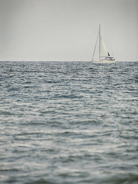 Photograph - Day Sailing by Charles McKelroy