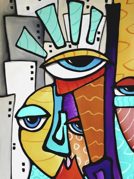Wall Art - Painting - Day Trip by Tom Fedro - Fidostudio