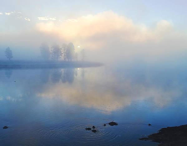 Wall Art - Photograph - Daybreak At Alum Creek by Virginia Kickle