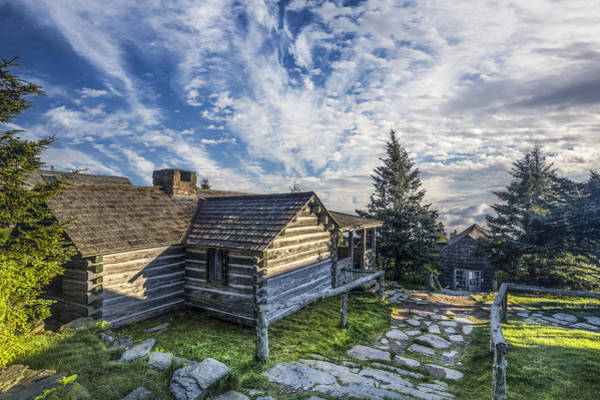 Photograph - Daybreak At Mt Leconte by Debra and Dave Vanderlaan