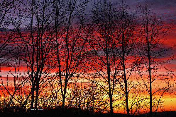 Photograph - Daybreak by Dale R Carlson