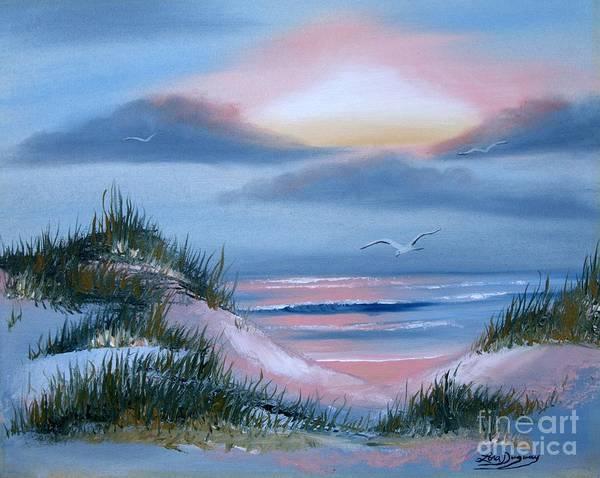 Painting - Daybreak by Lora Duguay