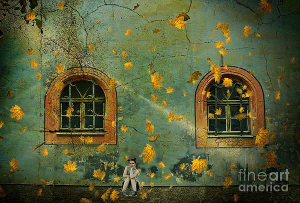 Digital Art - Daydreams by Chris Armytage