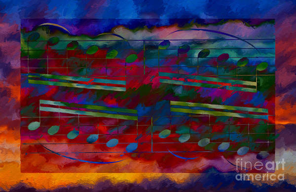 Digital Art - Daylight Diminuendo by Lon Chaffin