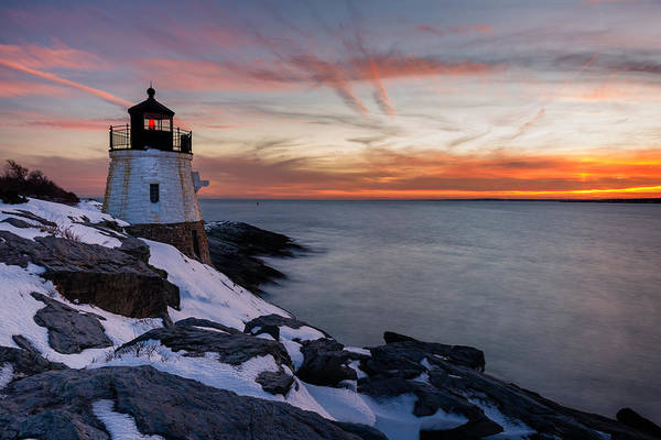 Photograph - Day's End by Michael Blanchette