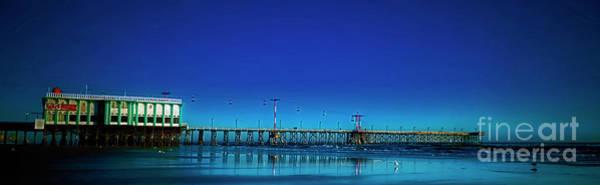Photograph - Daytona Beach Main Street Pier  by Tom Jelen