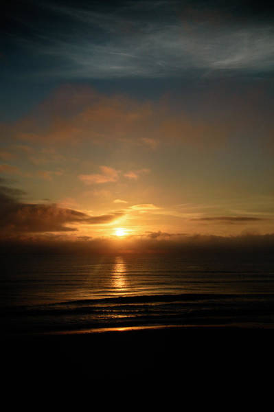 Photograph - Daytona Sunrise by Judy Hall-Folde