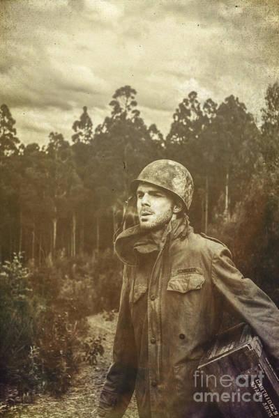 Ammo Photograph - Daze Of War by Jorgo Photography - Wall Art Gallery