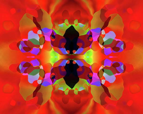 Digital Art - Dazzle by Lynda Lehmann